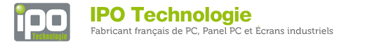 Logo IPO Technologie